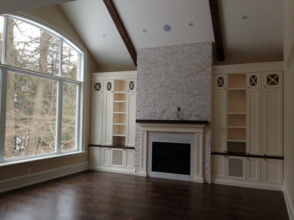 Fire Place Wall Unit