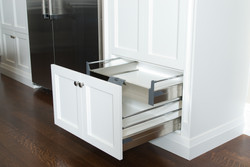Pull Out Double Drawer