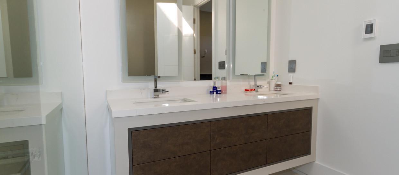 Two toned Bathroom Vanity