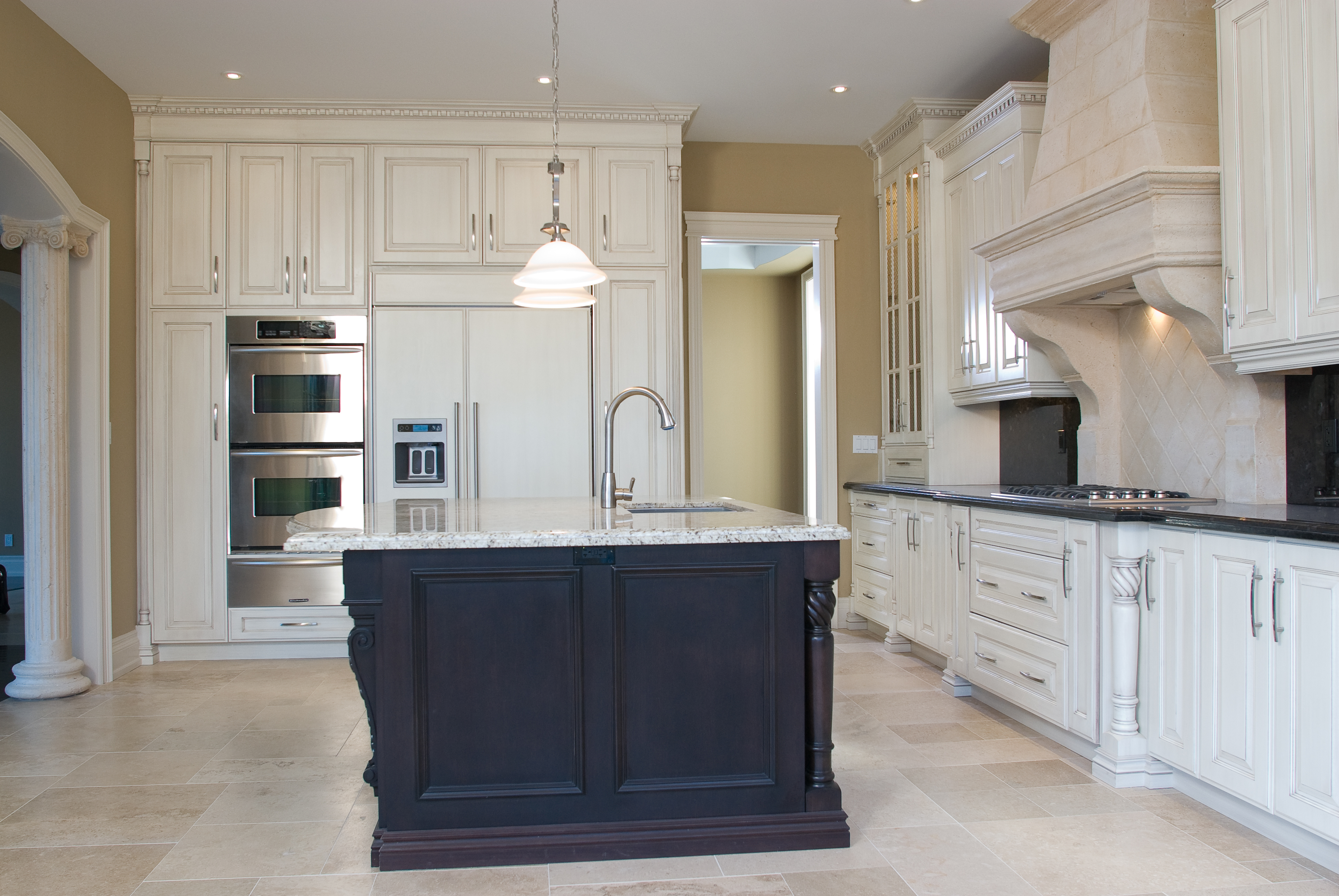 Traditional Kitchen