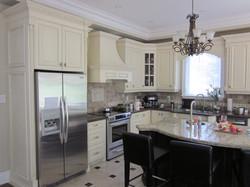 White Traditional Kitchen
