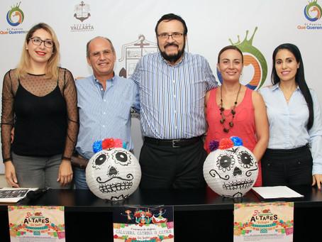 Llega el colorido y tradición del 'Festival de Día de Muertos 2018'