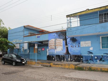 Invertirán 11 MDP en la remodelación de dos escuelas del puerto