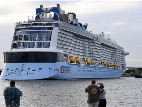 Puerto Vallarta espera una derrama de 782 MDP por temporada de cruceros