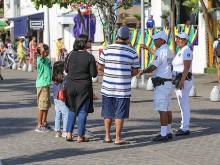 Nuevamente baja Puerto Vallarta en percepción de seguridad