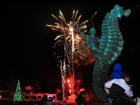 Saldo blanco en Puerto Vallarta por fiestas de fin de año