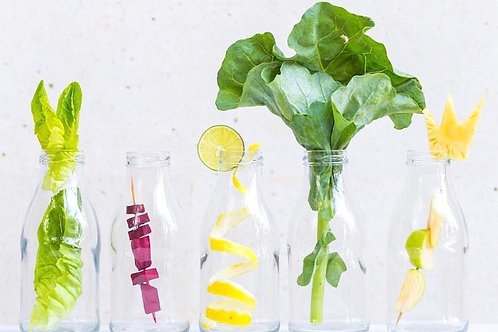 5 Detoxes Complimentary to HCg