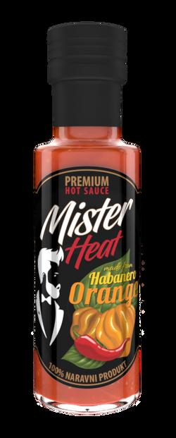 Mister Heat Orange Pekoča omaka