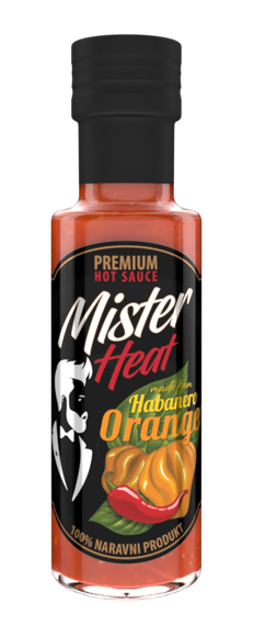 Mister heat orange