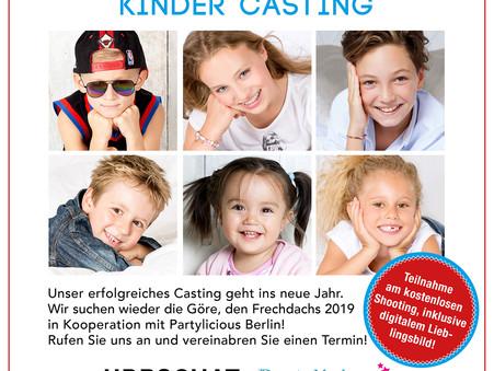 Göre - Frechdachs Casting 2019