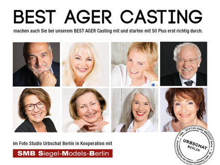 BEST AGER CASTING