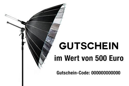 500€ Wertgutschein