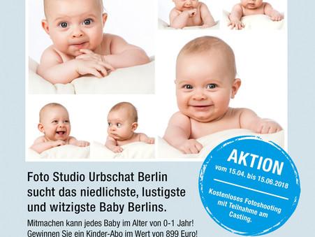 Süßestes Baby Berlins gesucht!!!!