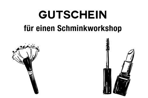 Schminkworkshop