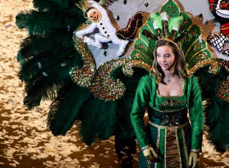 Les Bon Temps Roule! StM Students Celebrate Carnival Season