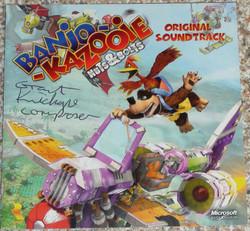 Banjo Kazooie OST - Grant Kirkhope