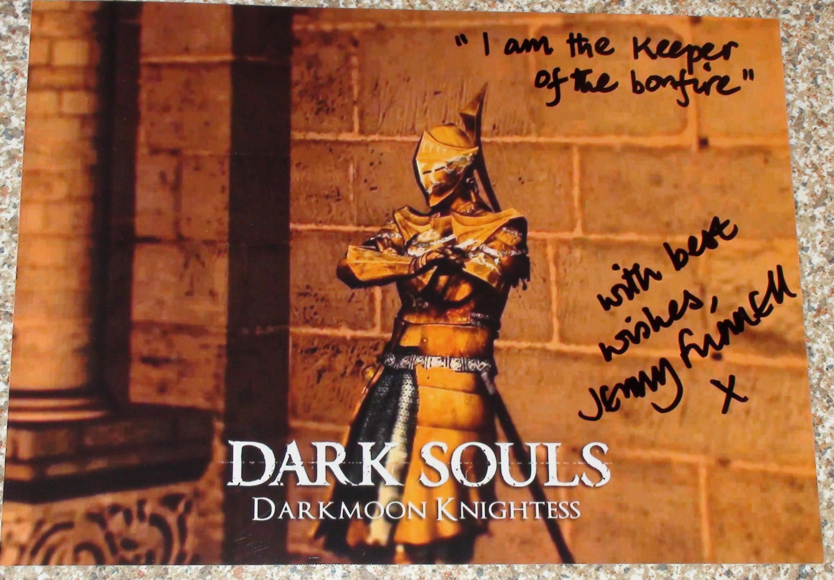 Dark Souls - Jenny Funnell