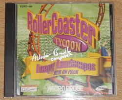 Rollercoaster Tycoon - Brimble