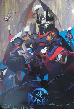 Pyre - Supergiant Games (1/3)