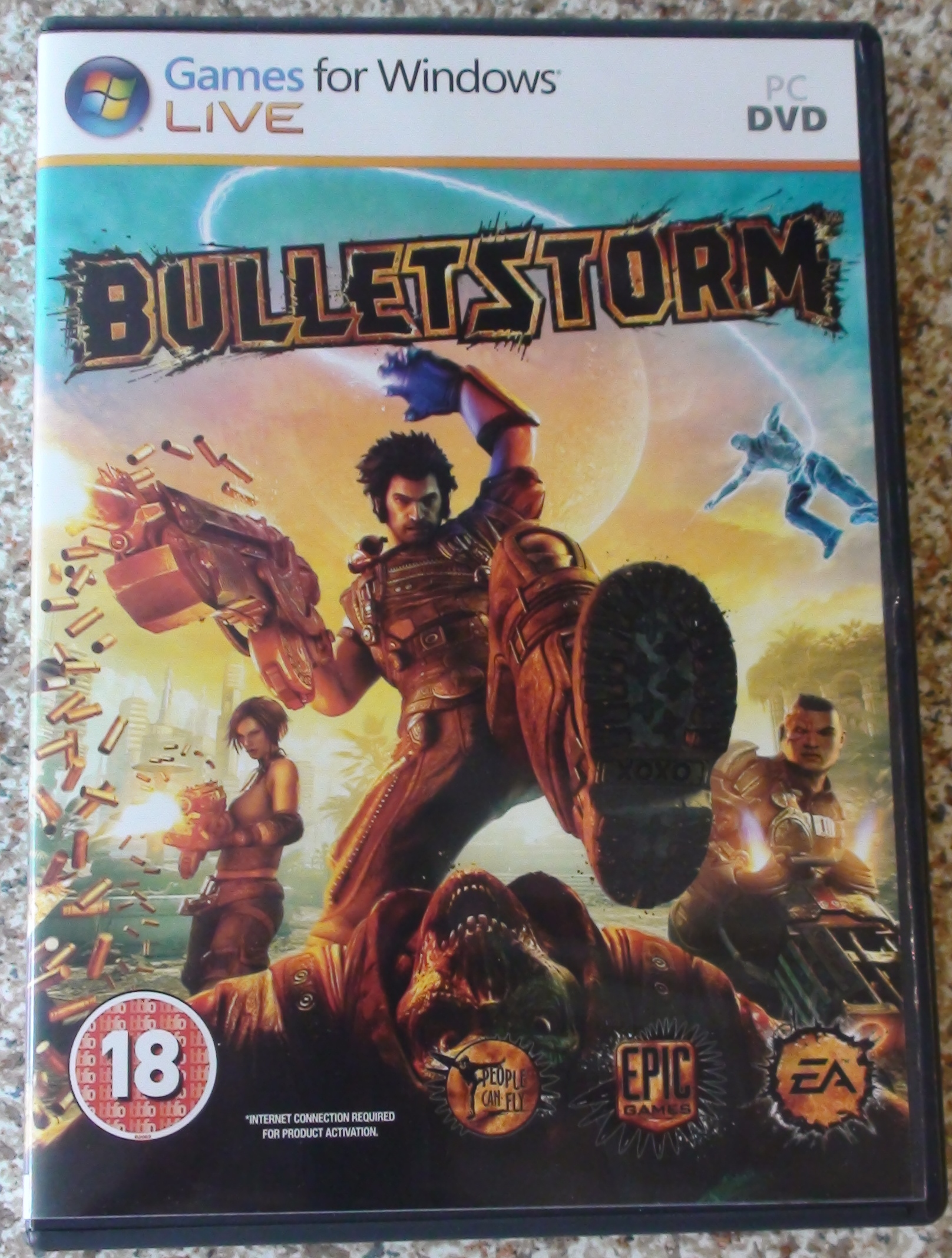 Bulletstorm - People Can Fly 2/2