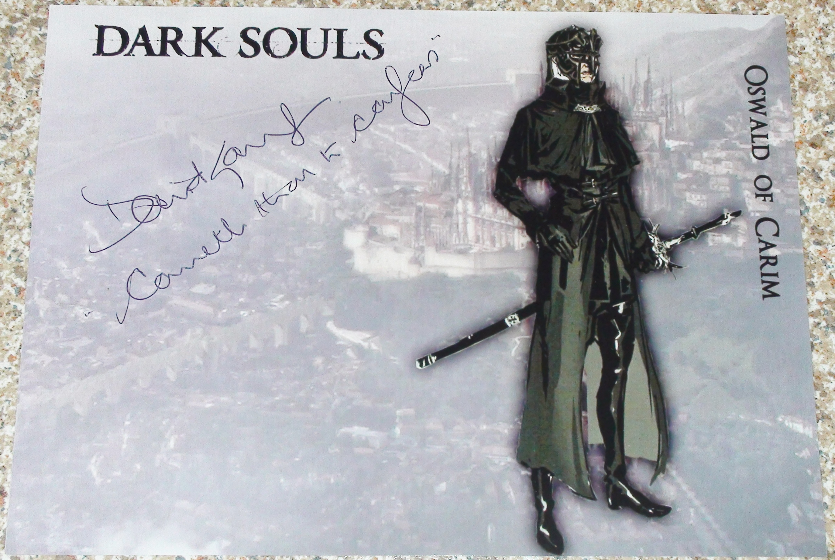 Dark Souls - David Gant
