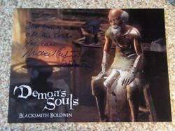 Demon's Souls - Michael Carter