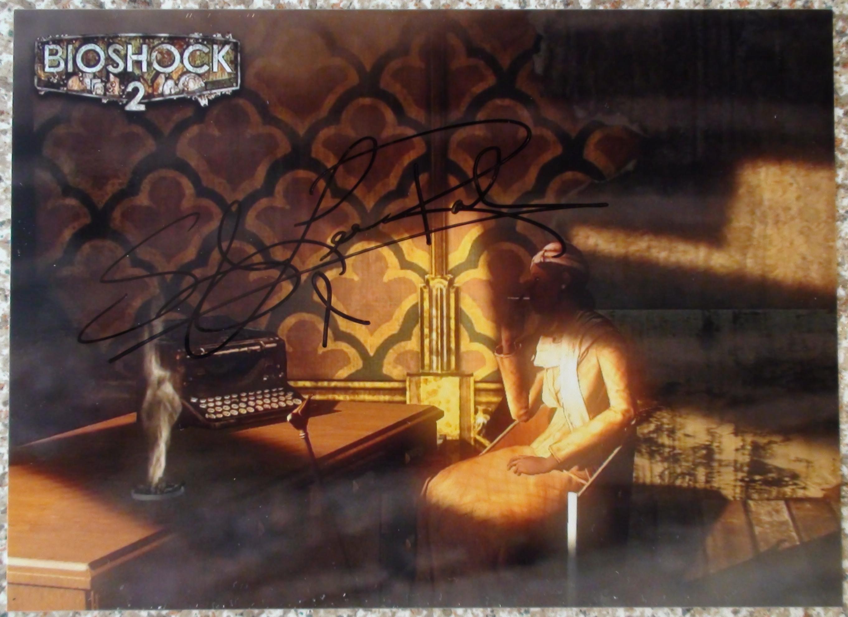 Bioshock 2 - Sheryl Lee Ralph