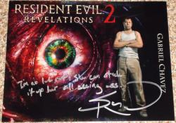 RE: Revelations 2 - Sam Riegel