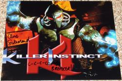 Killer Instinct - Chris Sutherland