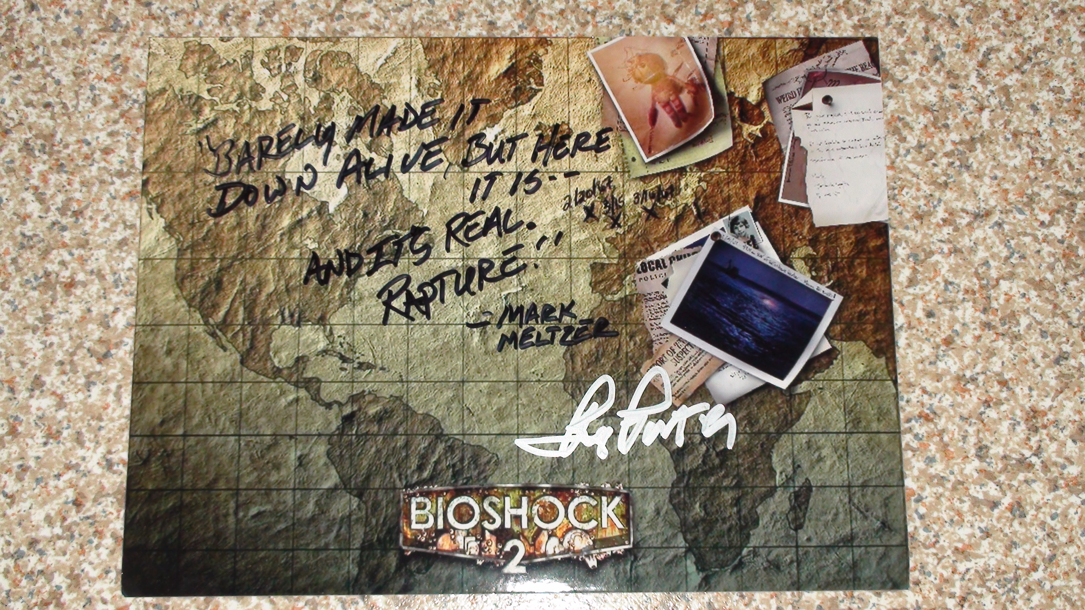 Bioshock 2 - Ray Porter