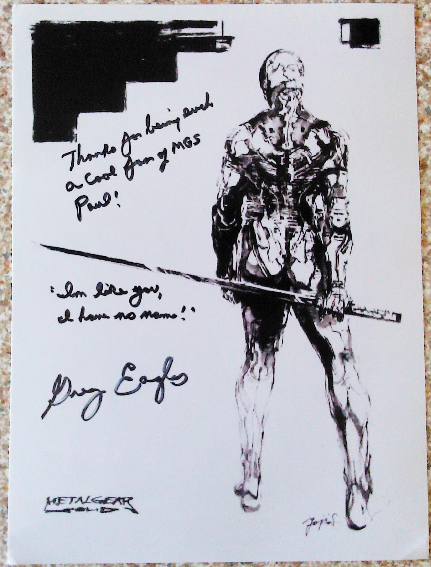 MGS - Greg Eagles