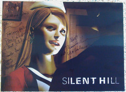 Silent Hill - Thessaly Lerner