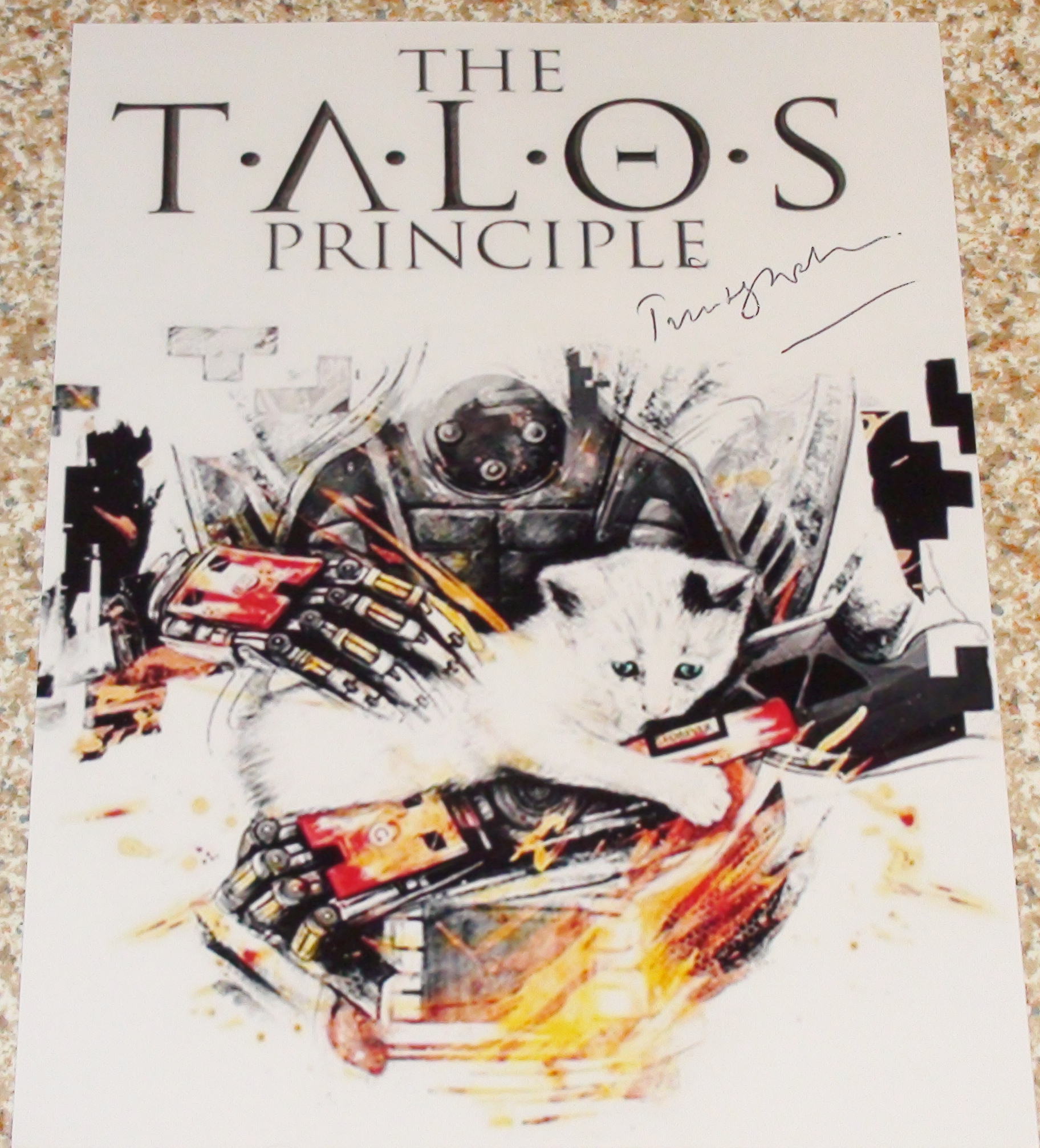 The Talos Principle - Timothy Watson