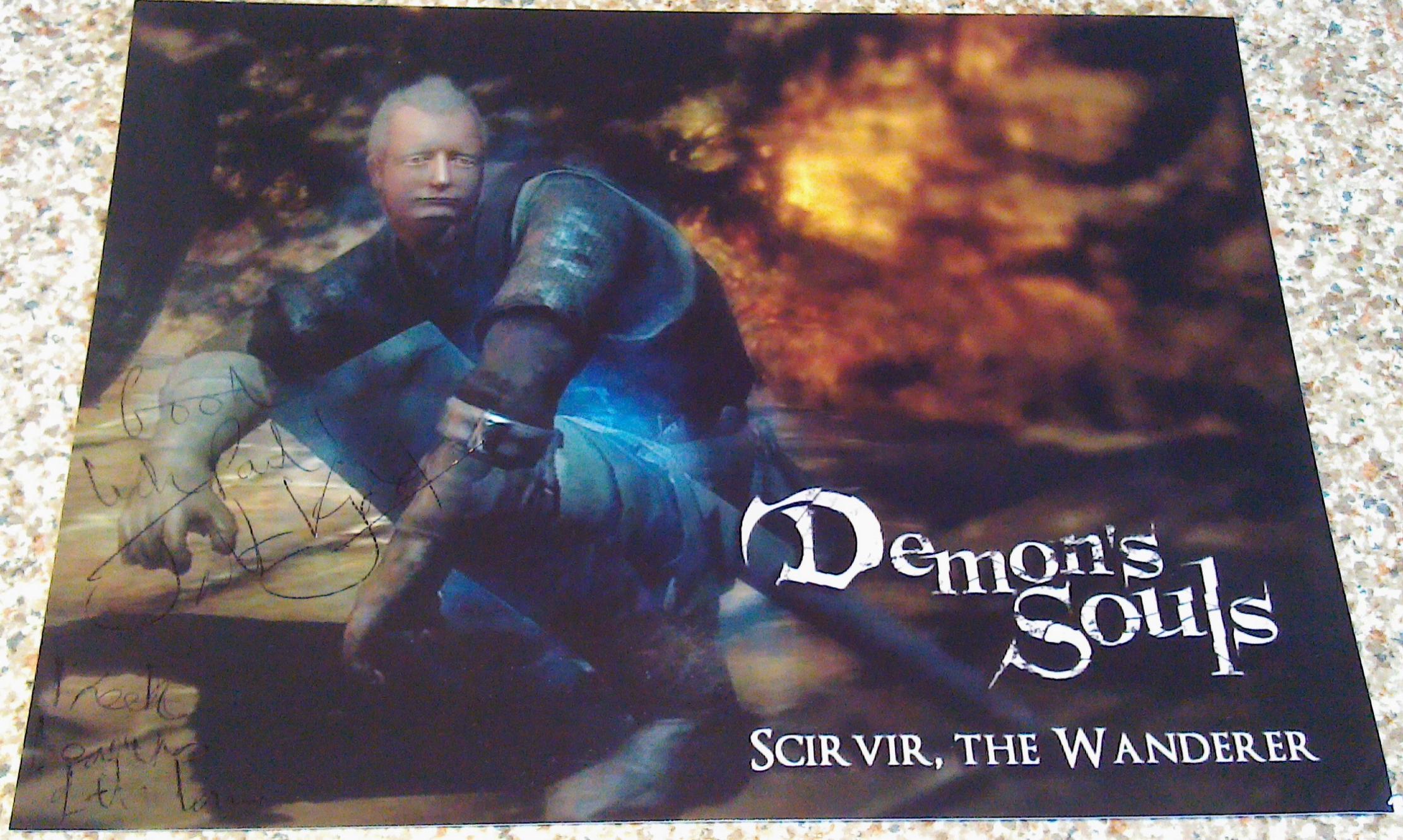 Demon's Souls - Jonathan Kydd