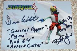 Star Fox 64 - Bill Johns, Dave White