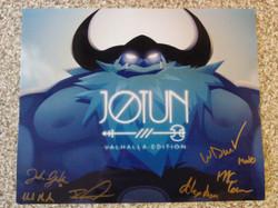 Jotun - Thunder Lotus Games