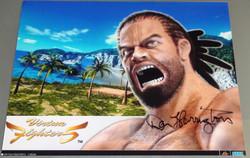 Virtua Fighter 5 - Dean Harrington