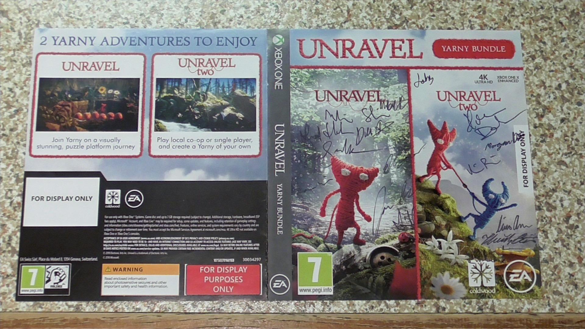 Unravel - Coldwood