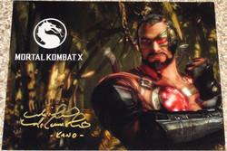 Mortal Kombat X - Michael McConnohie