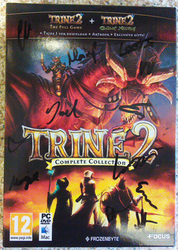 Trine 2 - Frozenbyte