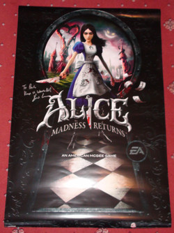 Alice - American McGee
