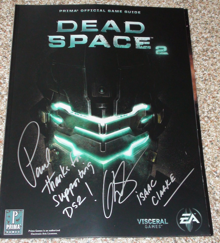 Dead Space 2 - Gunner Wright