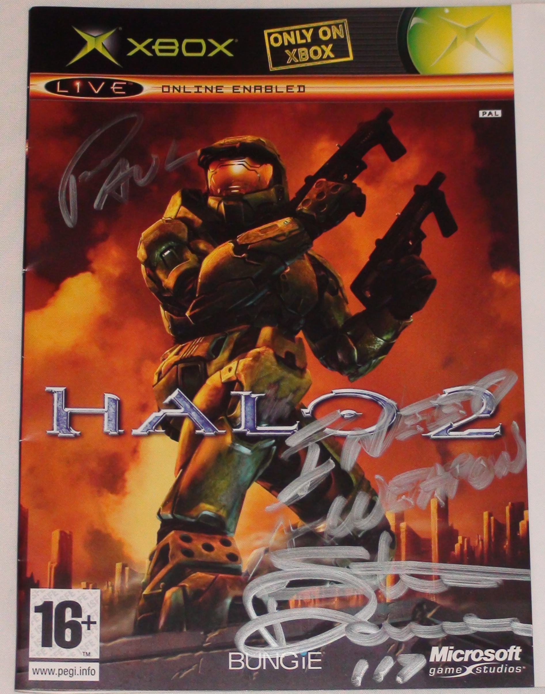 Halo 2 - Steve Downes