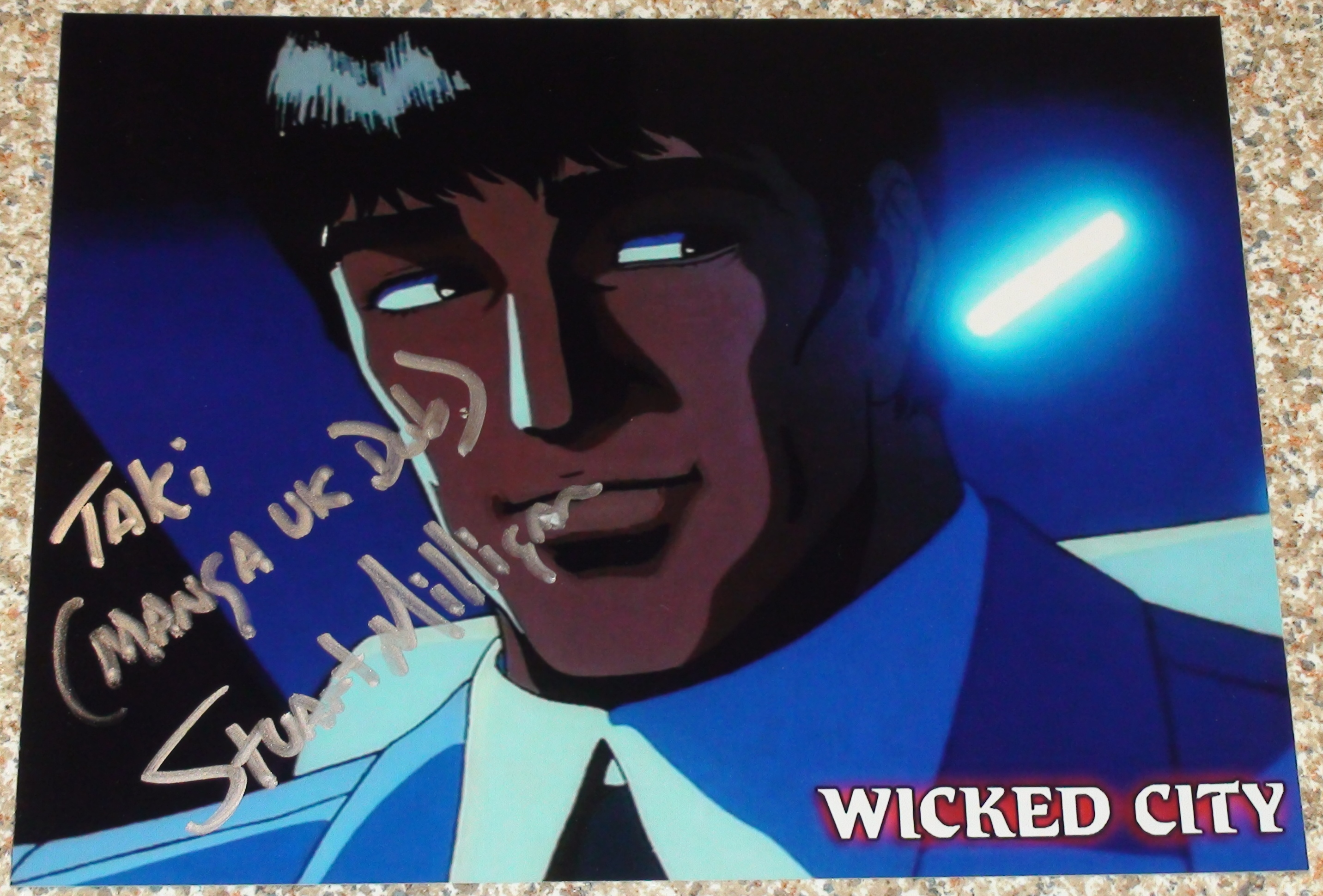 Wicked City - Stuart Milligan