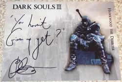 Dark Souls 3 - Blake Ritson