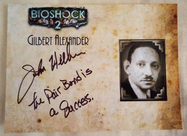 Bioshock 2 - John Hillner