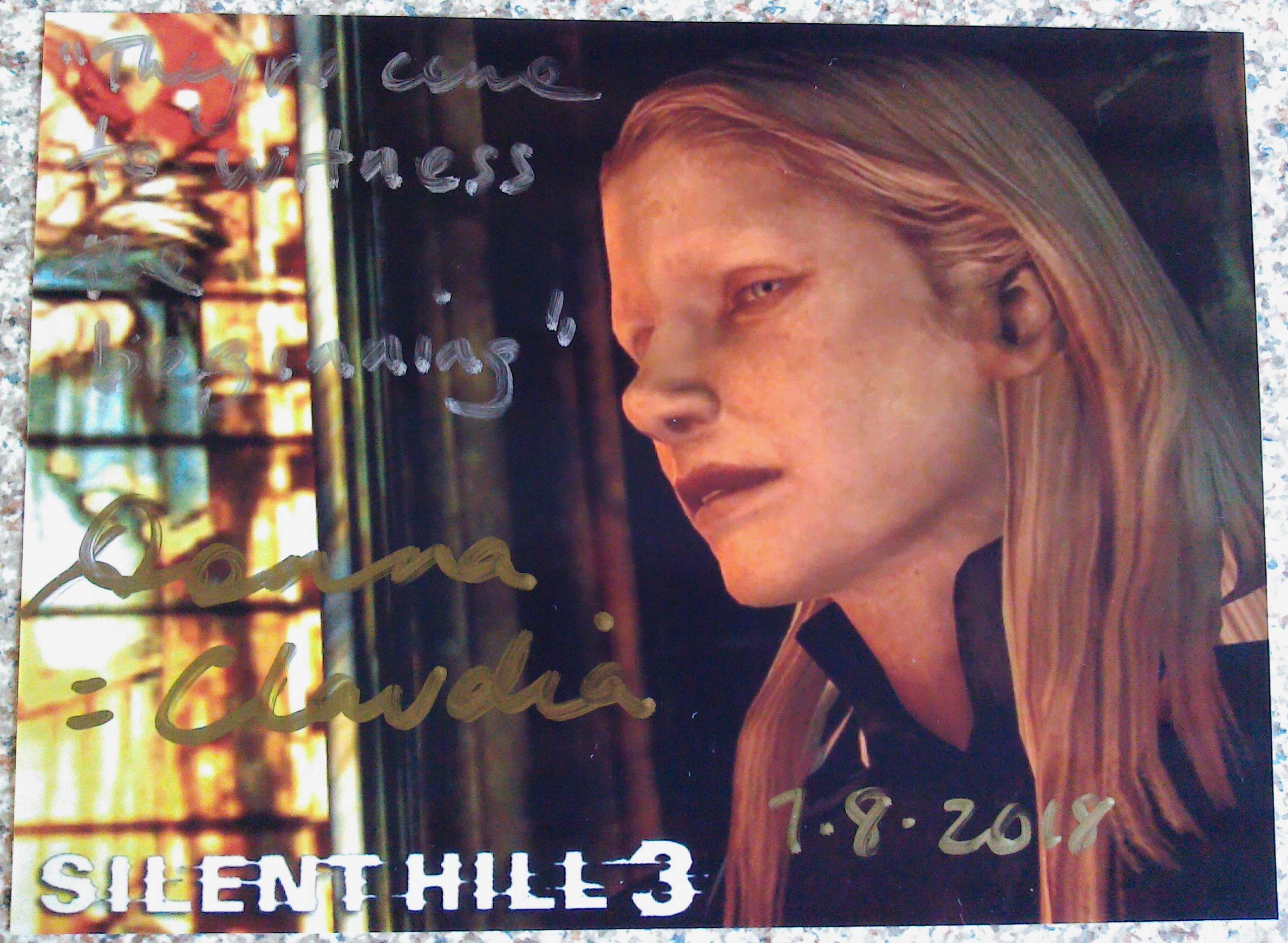 Silent Hill 3 - Dona Burke