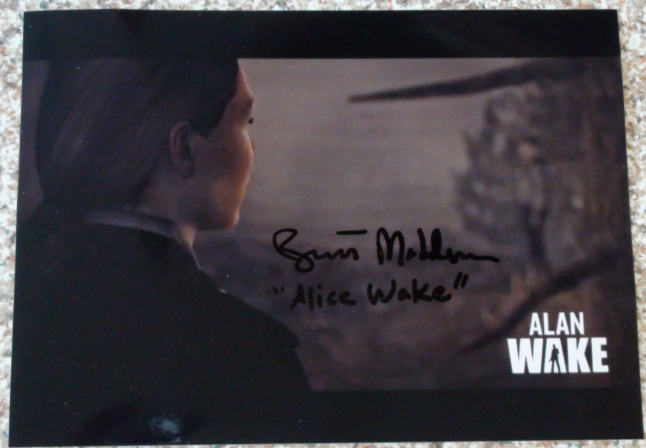 "Brett Madden ""Alice Wake"""