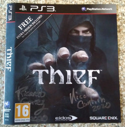 Thief - Cantin, Gomez