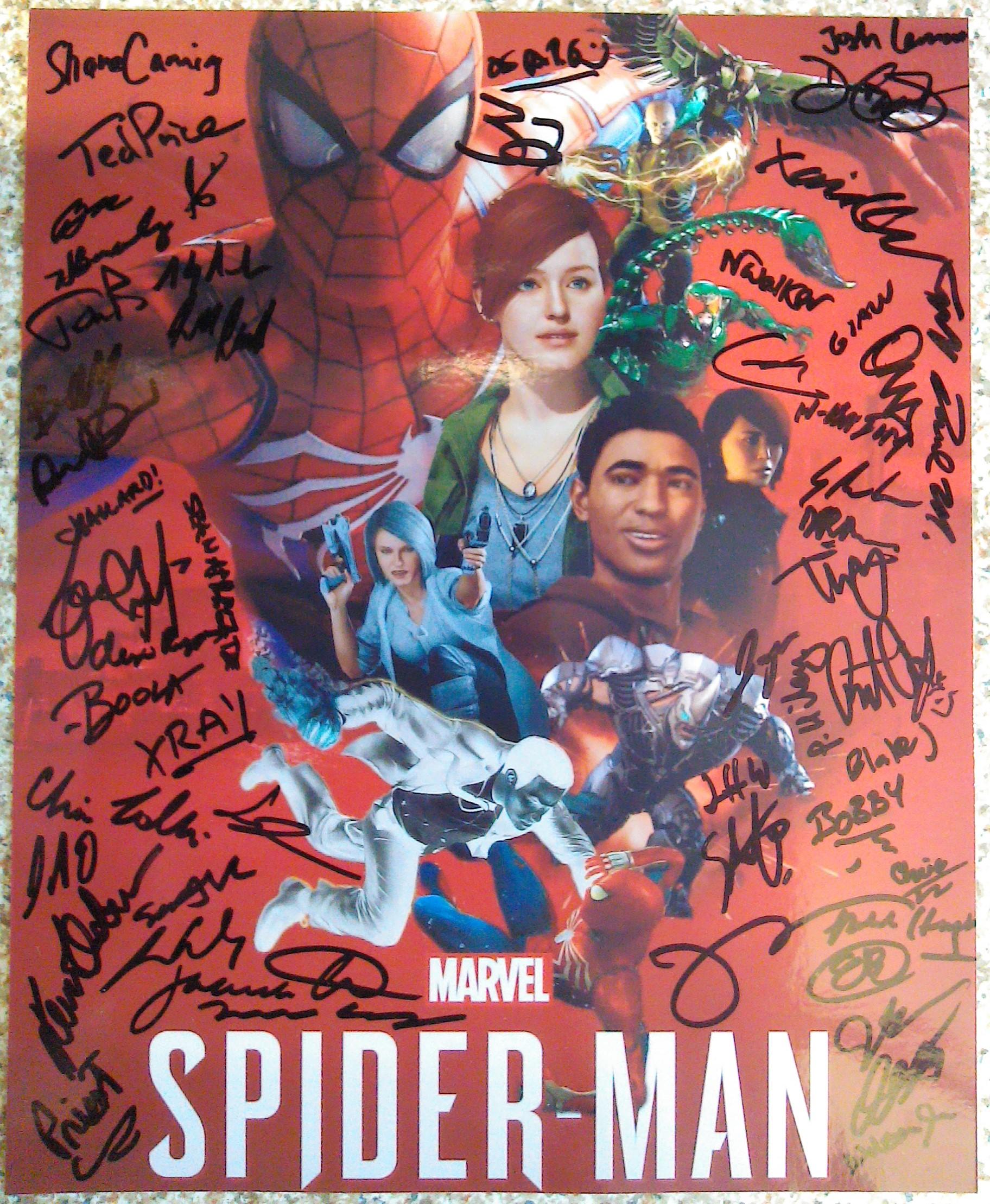 Spider-Man - Insomniac Games